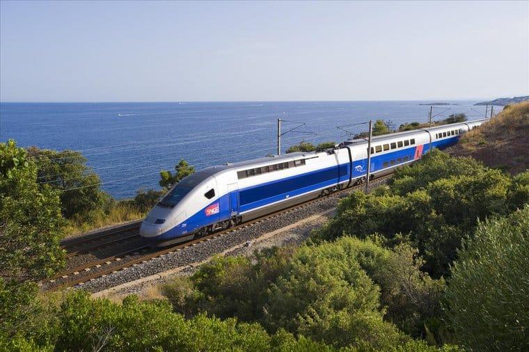 October 2018 – Azur Evasion on the rails!